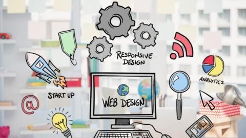 ¿Cómo tener éxito a través de la Web? crear sitio web