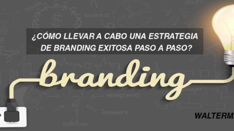¿Cómo llevar a cabo una estrategia de branding exitosa paso a paso?