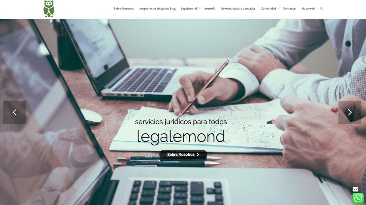 legalemond: marketing juridico para abogados