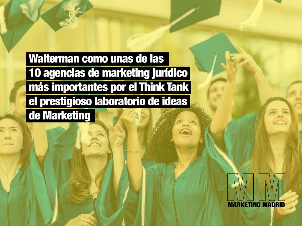 marketing juridico: walterman en el ranking de mejores agencias de marketing juridico