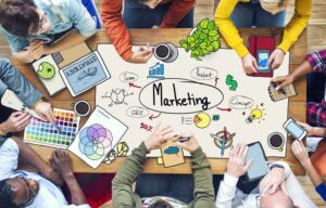 estrategia de marketing digital con Hubspot