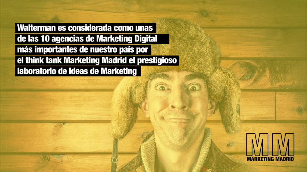 agencia de marketing digital en madrid