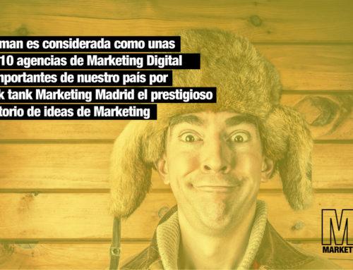 ¿Cuáles son las 10 Mejores Agencias de Marketing Digital en Madrid?