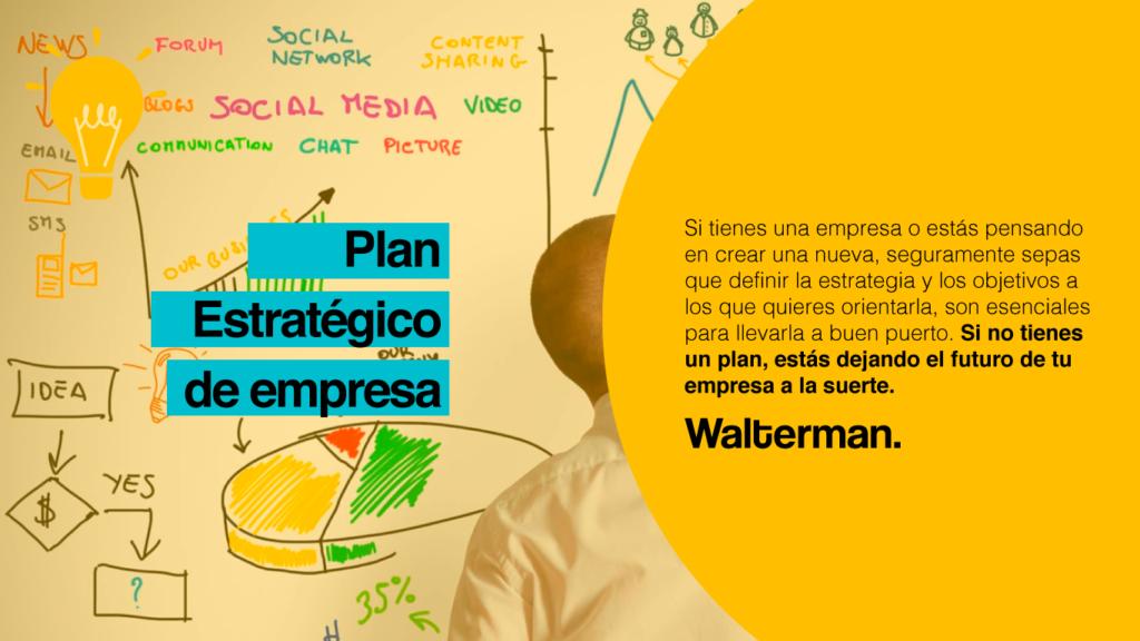 plan estrategico de empresa