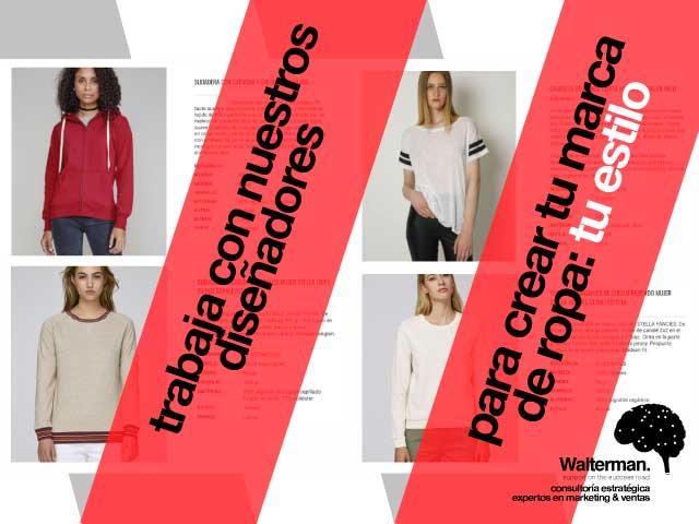 ejemplos marca ropa walterman agencia influencers