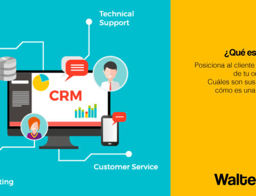 Qué es CRM o Customer Relationship Management