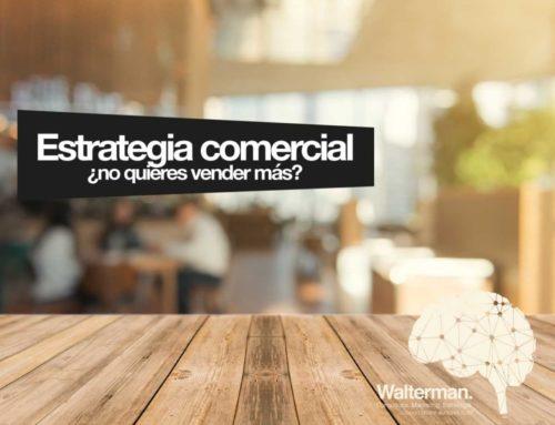 Implementa una nueva estrategia comercial
