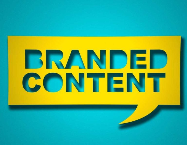 que es el branded content