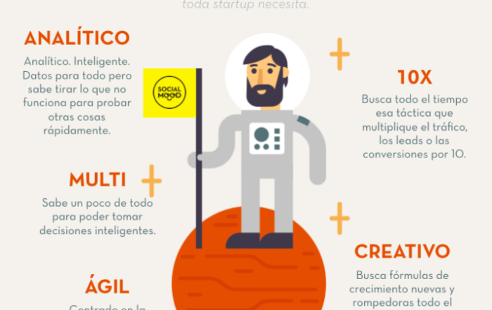 que es un growth hacker