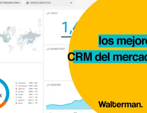 Cuáles son los mejores CRM del mercado