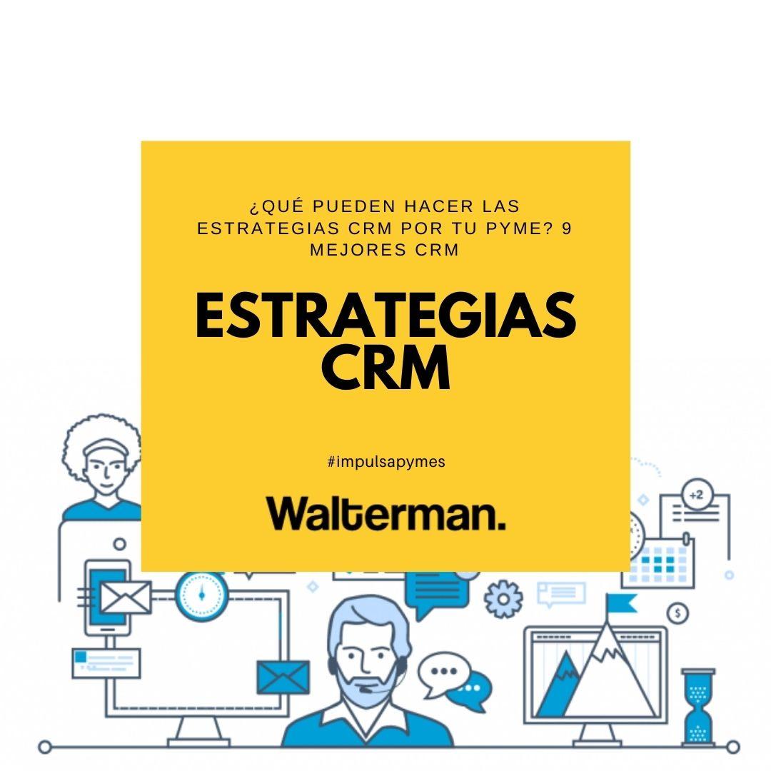 Estrategias CRM
