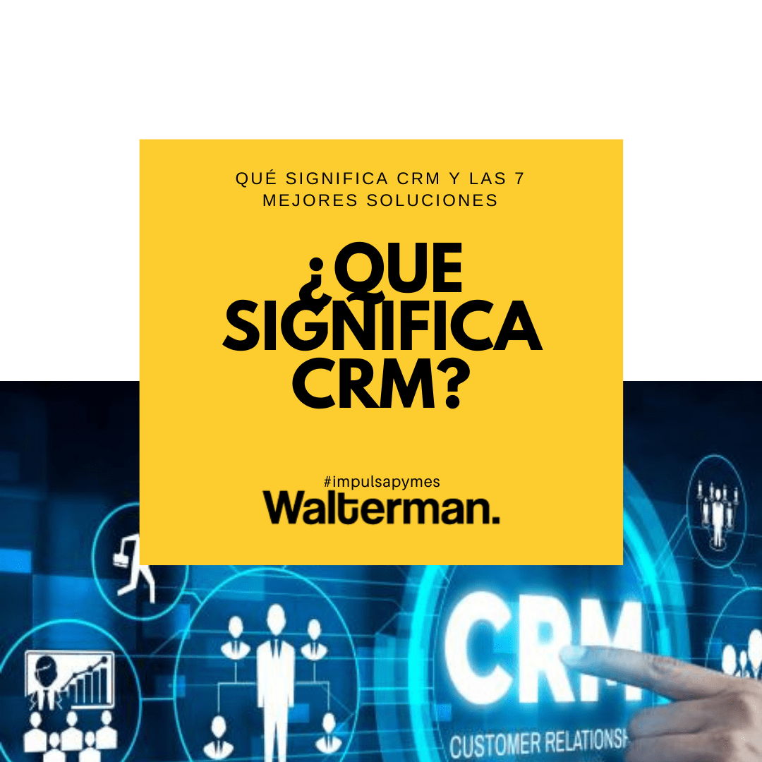 que significa CRM