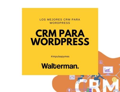 Los mejores CRM para WordPress