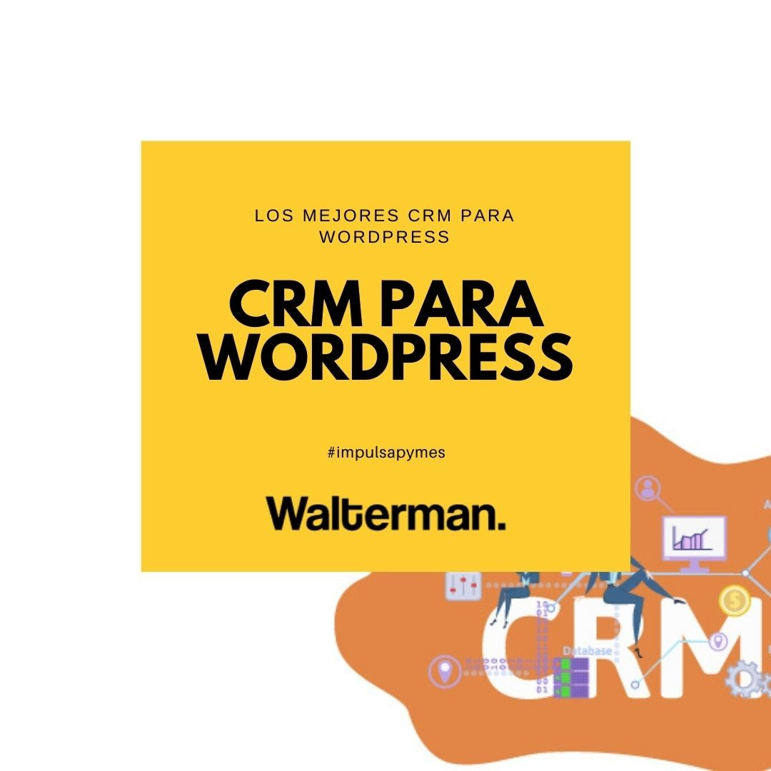 CRM wordpress