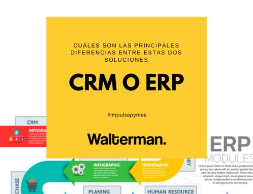 CRM o ERP: 2 soluciones para tu negocio.