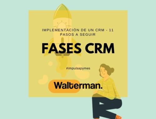 Implementación de un CRM – 11 pasos a seguir